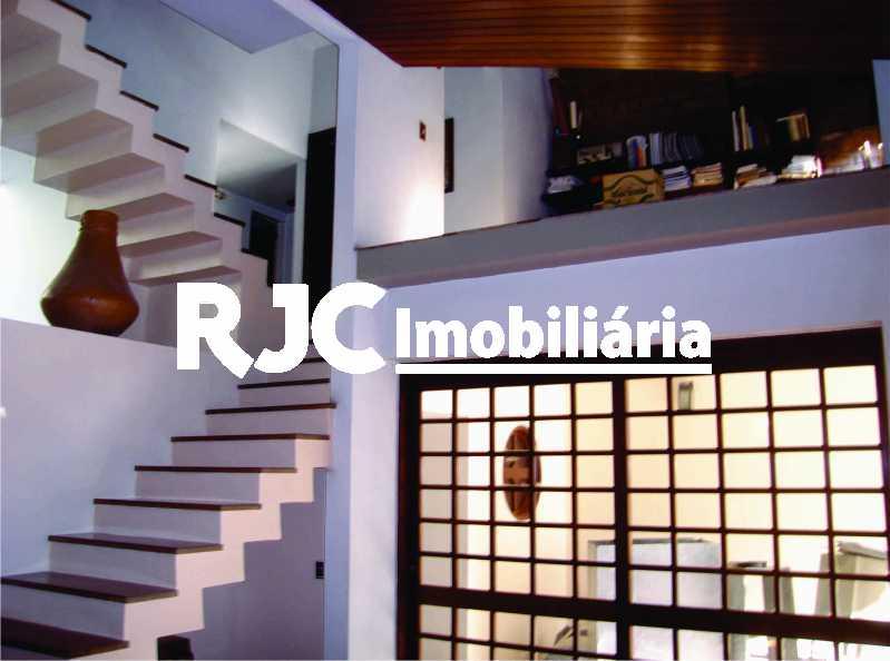 03 - Casa em Condomínio 4 quartos à venda Vila Isabel, Rio de Janeiro - R$ 1.600.000 - MBCN40016 - 4