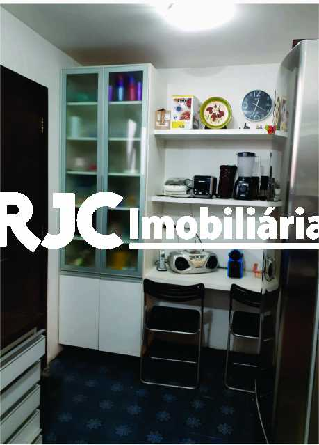 15 - Casa em Condomínio 4 quartos à venda Vila Isabel, Rio de Janeiro - R$ 1.600.000 - MBCN40016 - 16