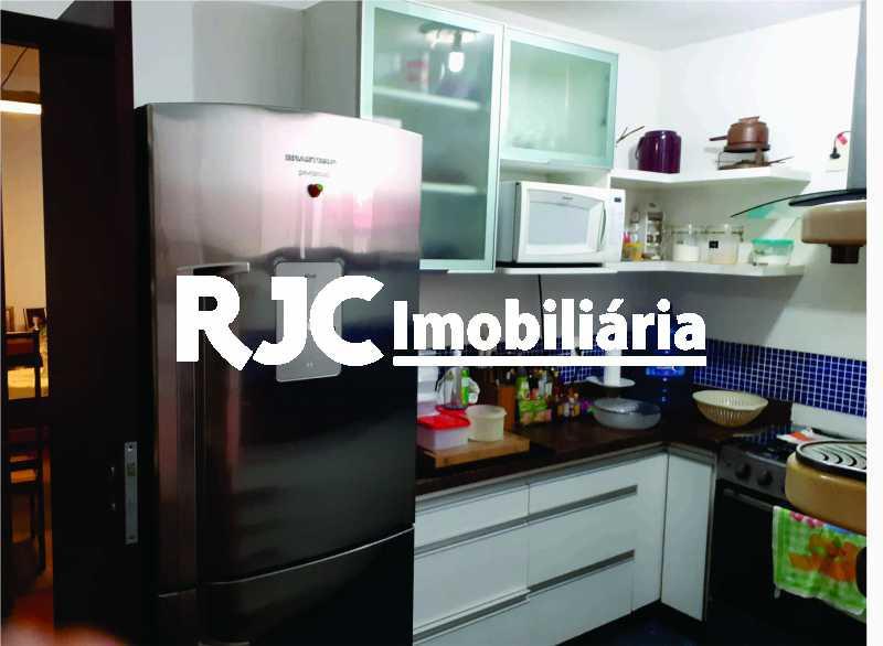 16 - Casa em Condomínio 4 quartos à venda Vila Isabel, Rio de Janeiro - R$ 1.600.000 - MBCN40016 - 17