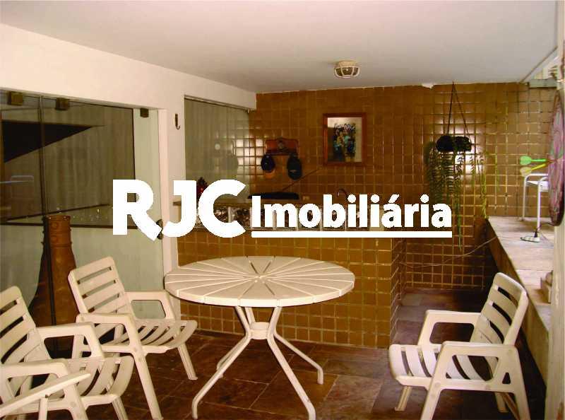 17 - Casa em Condomínio 4 quartos à venda Vila Isabel, Rio de Janeiro - R$ 1.600.000 - MBCN40016 - 18