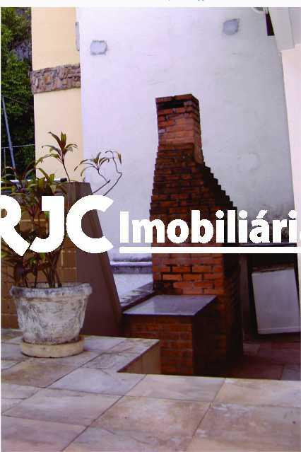 18 - Casa em Condomínio 4 quartos à venda Vila Isabel, Rio de Janeiro - R$ 1.600.000 - MBCN40016 - 19