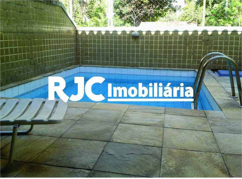 19 - Casa em Condomínio 4 quartos à venda Vila Isabel, Rio de Janeiro - R$ 1.600.000 - MBCN40016 - 20