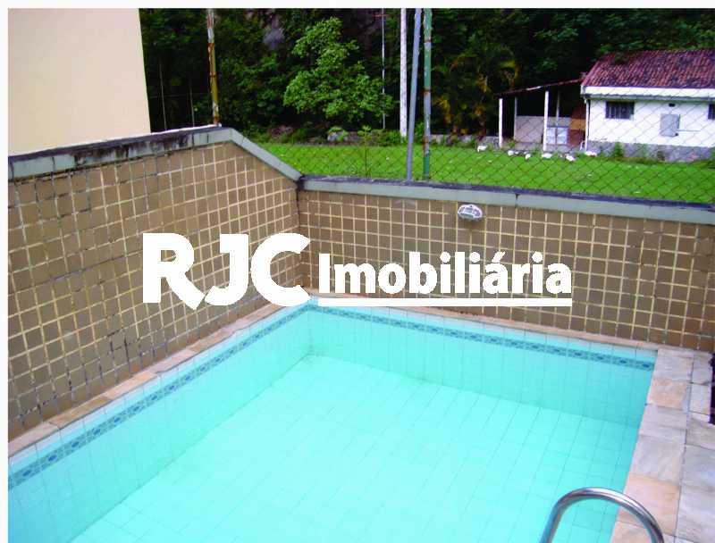 20 - Casa em Condomínio 4 quartos à venda Vila Isabel, Rio de Janeiro - R$ 1.600.000 - MBCN40016 - 21