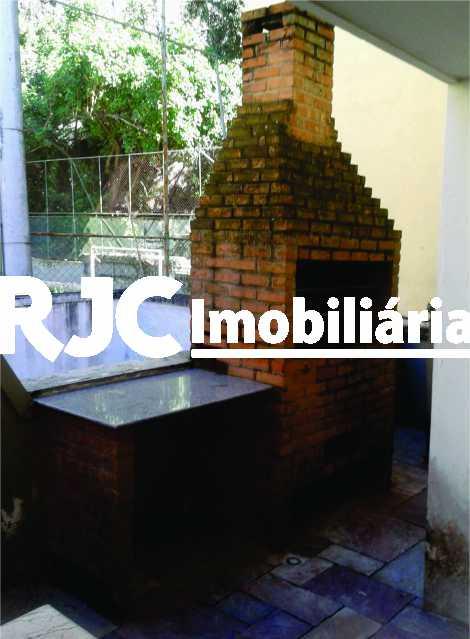 21 - Casa em Condomínio 4 quartos à venda Vila Isabel, Rio de Janeiro - R$ 1.600.000 - MBCN40016 - 22