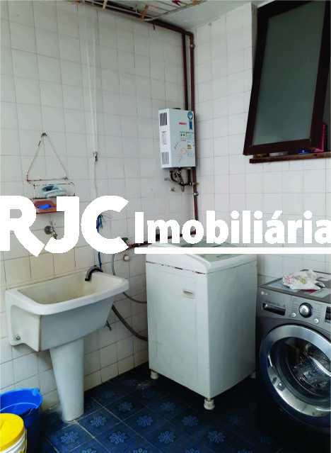 22 - Casa em Condomínio 4 quartos à venda Vila Isabel, Rio de Janeiro - R$ 1.600.000 - MBCN40016 - 23