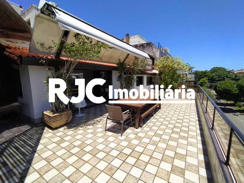 2. - Cobertura 4 quartos à venda Barra da Tijuca, Rio de Janeiro - R$ 3.450.000 - MBCO40131 - 3