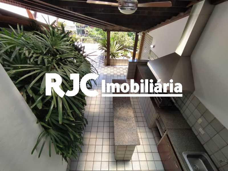 3. - Cobertura 4 quartos à venda Barra da Tijuca, Rio de Janeiro - R$ 3.450.000 - MBCO40131 - 4
