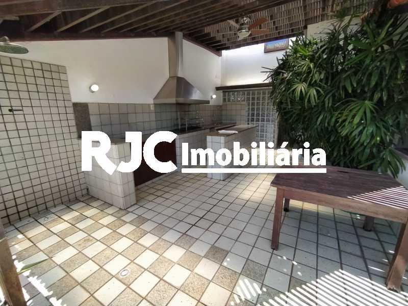 4. - Cobertura 4 quartos à venda Barra da Tijuca, Rio de Janeiro - R$ 3.450.000 - MBCO40131 - 5