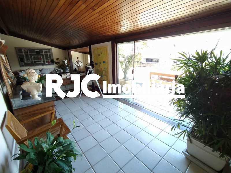 5. - Cobertura 4 quartos à venda Barra da Tijuca, Rio de Janeiro - R$ 3.450.000 - MBCO40131 - 6