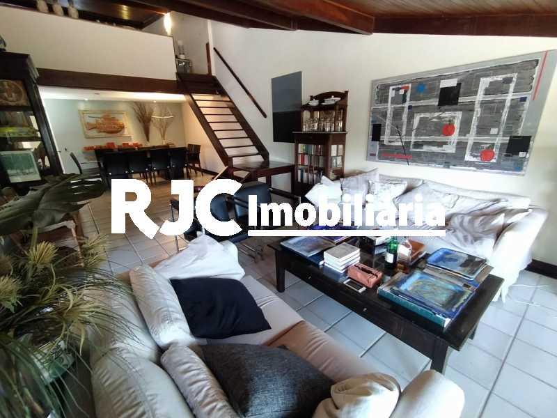 6. - Cobertura 4 quartos à venda Barra da Tijuca, Rio de Janeiro - R$ 3.450.000 - MBCO40131 - 7