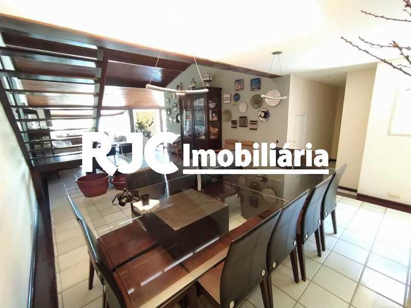 7. - Cobertura 4 quartos à venda Barra da Tijuca, Rio de Janeiro - R$ 3.450.000 - MBCO40131 - 8