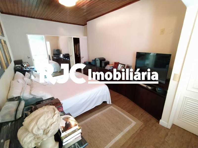 12. - Cobertura 4 quartos à venda Barra da Tijuca, Rio de Janeiro - R$ 3.450.000 - MBCO40131 - 13