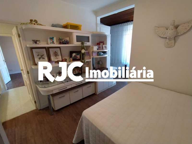 14. - Cobertura 4 quartos à venda Barra da Tijuca, Rio de Janeiro - R$ 3.450.000 - MBCO40131 - 15