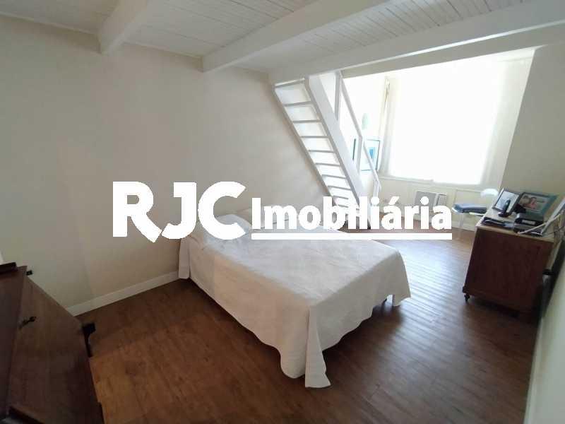 15. - Cobertura 4 quartos à venda Barra da Tijuca, Rio de Janeiro - R$ 3.450.000 - MBCO40131 - 16