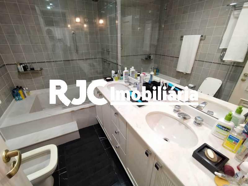 16. - Cobertura 4 quartos à venda Barra da Tijuca, Rio de Janeiro - R$ 3.450.000 - MBCO40131 - 17