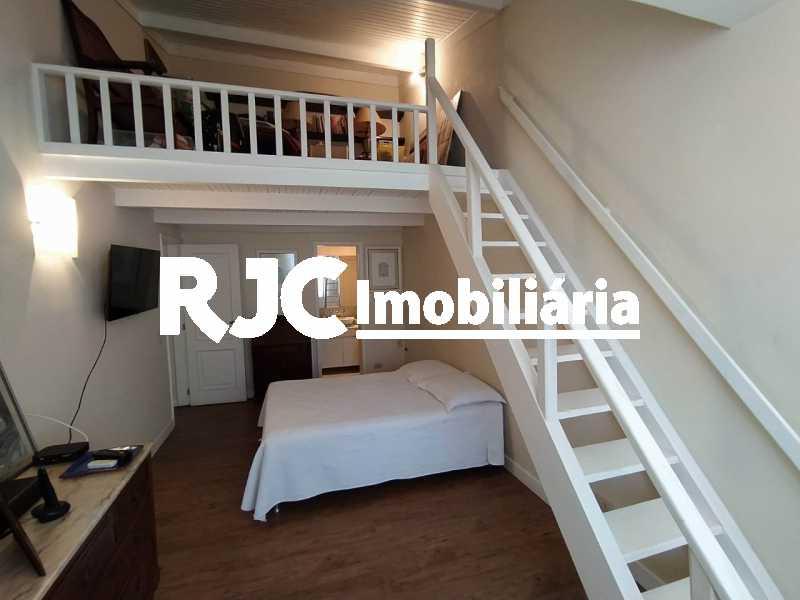 17. - Cobertura 4 quartos à venda Barra da Tijuca, Rio de Janeiro - R$ 3.450.000 - MBCO40131 - 18