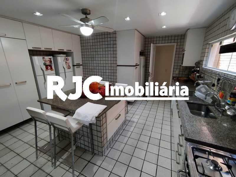 18. - Cobertura 4 quartos à venda Barra da Tijuca, Rio de Janeiro - R$ 3.450.000 - MBCO40131 - 19