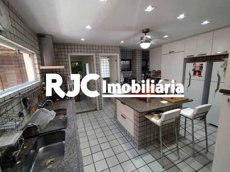 19. - Cobertura 4 quartos à venda Barra da Tijuca, Rio de Janeiro - R$ 3.450.000 - MBCO40131 - 20