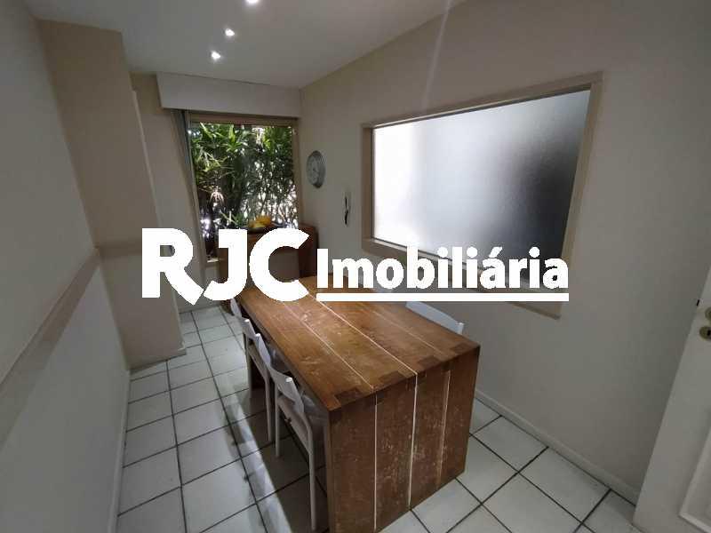 20. - Cobertura 4 quartos à venda Barra da Tijuca, Rio de Janeiro - R$ 3.450.000 - MBCO40131 - 21