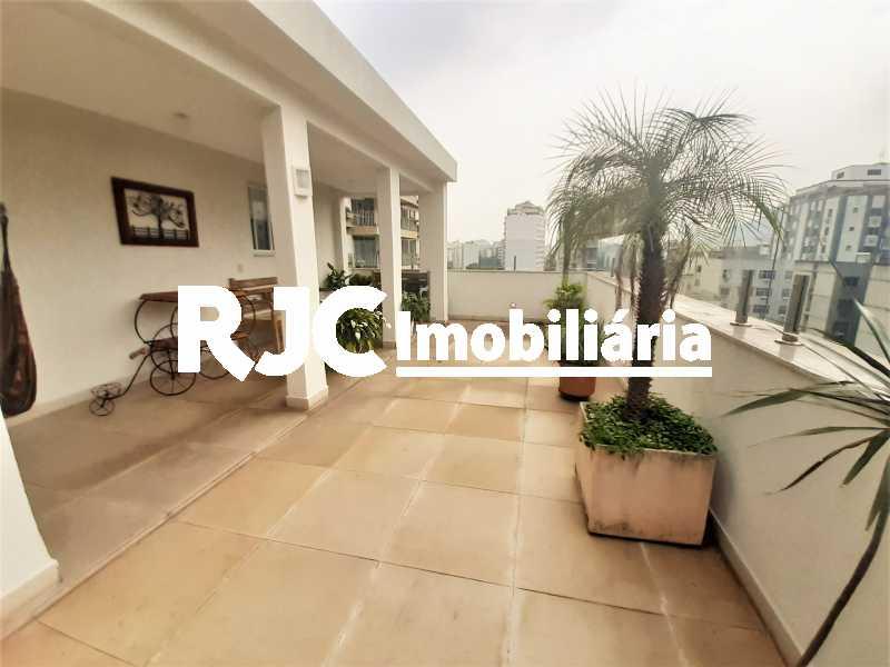 24 - Cobertura 3 quartos à venda Maracanã, Rio de Janeiro - R$ 2.100.000 - MBCO30384 - 24