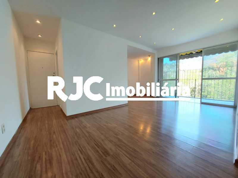 1 - Apartamento 2 quartos à venda Tijuca, Rio de Janeiro - R$ 595.000 - MBAP25212 - 1