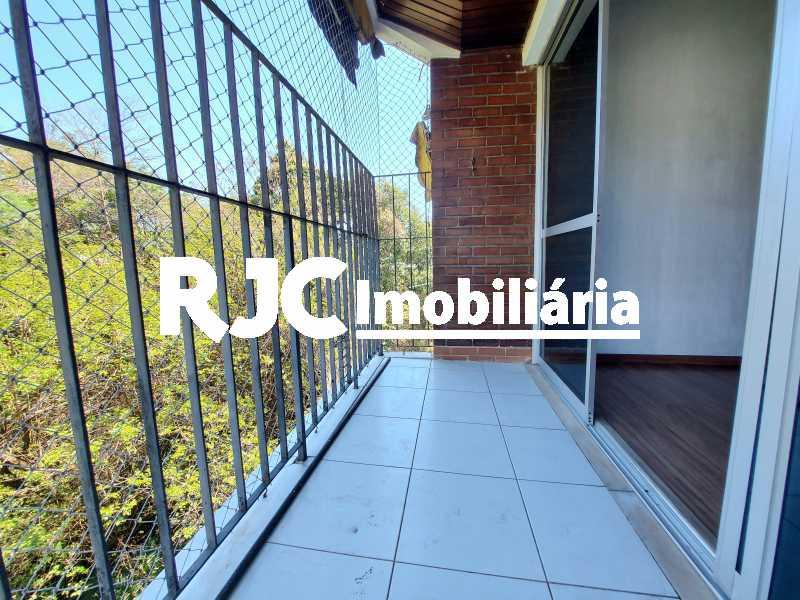 3 - Apartamento 2 quartos à venda Tijuca, Rio de Janeiro - R$ 595.000 - MBAP25212 - 4