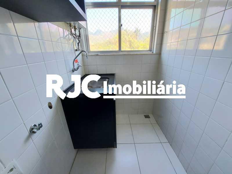18 - Apartamento 2 quartos à venda Tijuca, Rio de Janeiro - R$ 595.000 - MBAP25212 - 19