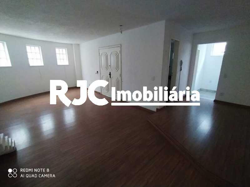 2 - Casa em Condomínio 3 quartos à venda Vila Isabel, Rio de Janeiro - R$ 900.000 - MBCN30032 - 3