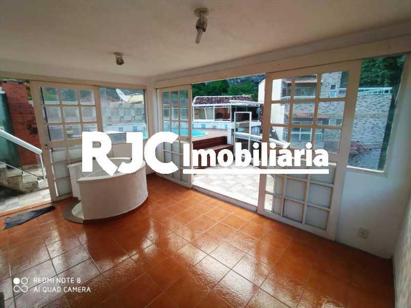 3 - Casa em Condomínio 3 quartos à venda Vila Isabel, Rio de Janeiro - R$ 900.000 - MBCN30032 - 4