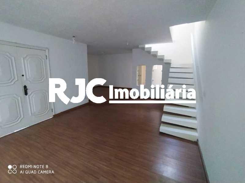 4 - Casa em Condomínio 3 quartos à venda Vila Isabel, Rio de Janeiro - R$ 900.000 - MBCN30032 - 6