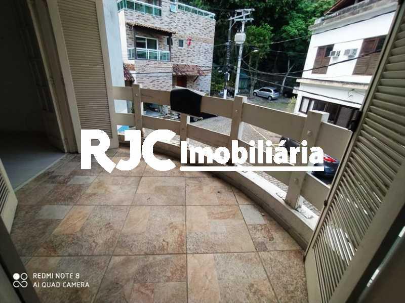 8 - Casa em Condomínio 3 quartos à venda Vila Isabel, Rio de Janeiro - R$ 900.000 - MBCN30032 - 12