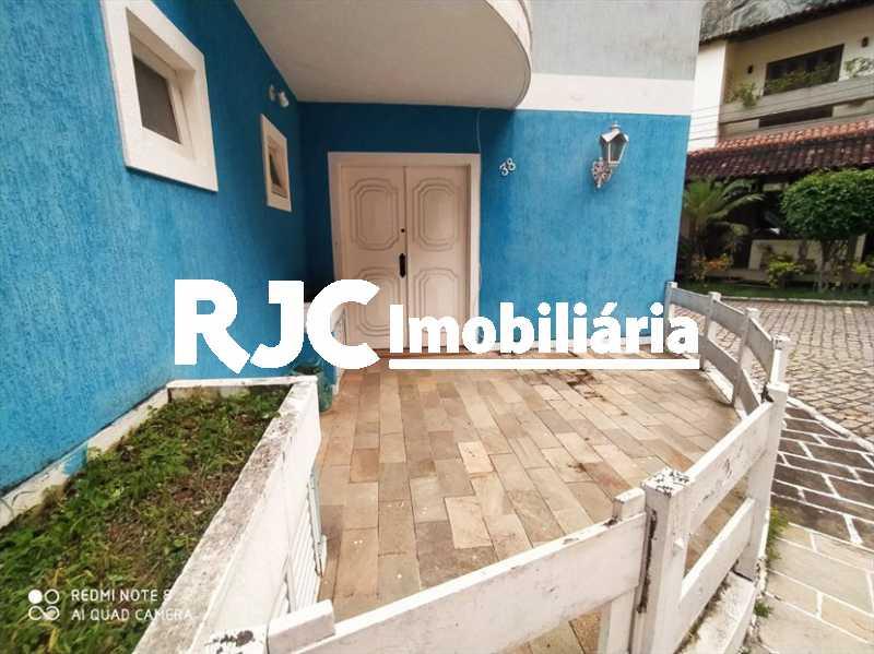 9 - Casa em Condomínio 3 quartos à venda Vila Isabel, Rio de Janeiro - R$ 900.000 - MBCN30032 - 13