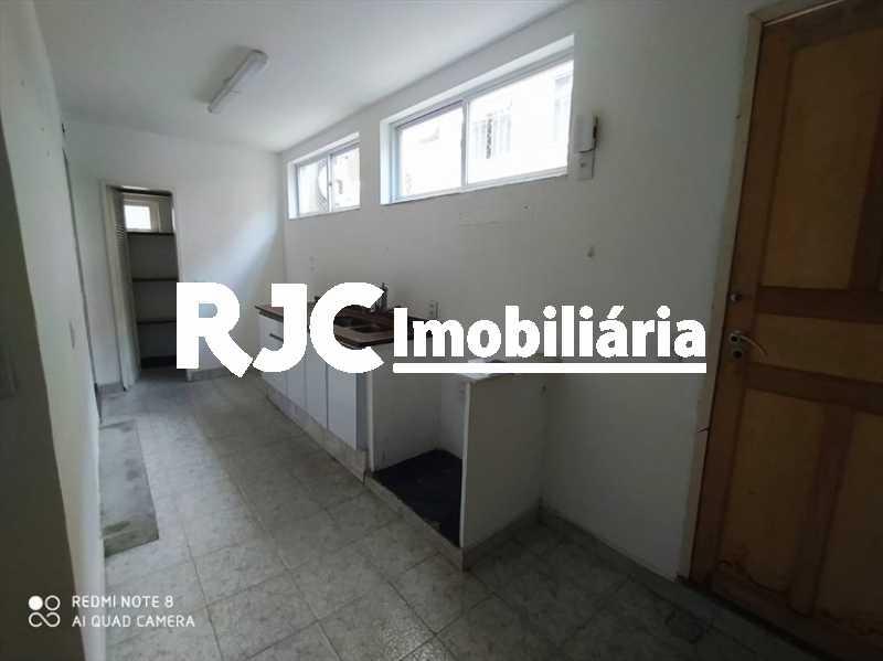 10 - Casa em Condomínio 3 quartos à venda Vila Isabel, Rio de Janeiro - R$ 900.000 - MBCN30032 - 14