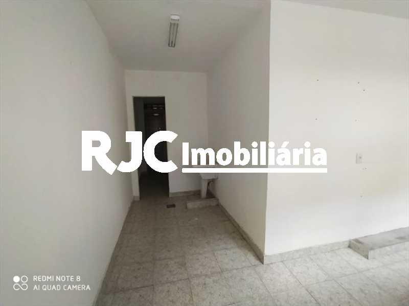 12 Area - Casa em Condomínio 3 quartos à venda Vila Isabel, Rio de Janeiro - R$ 900.000 - MBCN30032 - 16