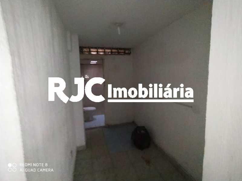 13 Deps Compls - Casa em Condomínio 3 quartos à venda Vila Isabel, Rio de Janeiro - R$ 900.000 - MBCN30032 - 17