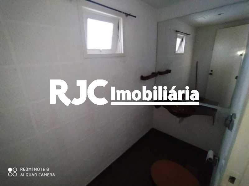 15 lavabo - Casa em Condomínio 3 quartos à venda Vila Isabel, Rio de Janeiro - R$ 900.000 - MBCN30032 - 19