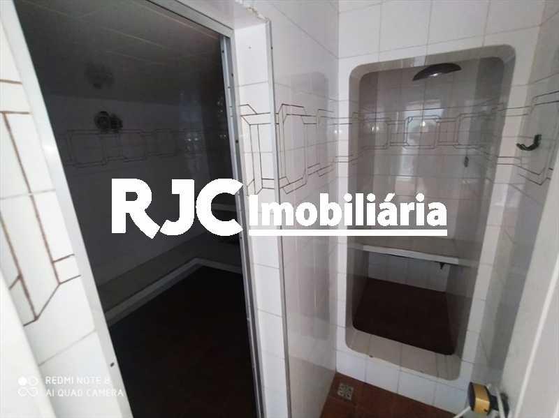 19 Sauna - Casa em Condomínio 3 quartos à venda Vila Isabel, Rio de Janeiro - R$ 900.000 - MBCN30032 - 23