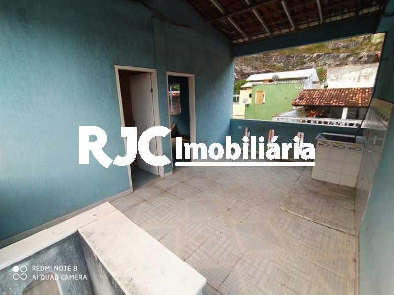 20 Lav + 2 Qtos Pq - Casa em Condomínio 3 quartos à venda Vila Isabel, Rio de Janeiro - R$ 900.000 - MBCN30032 - 24