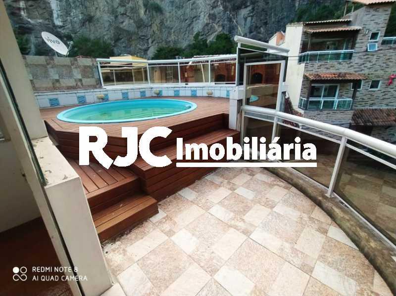 21 - Casa em Condomínio 3 quartos à venda Vila Isabel, Rio de Janeiro - R$ 900.000 - MBCN30032 - 25