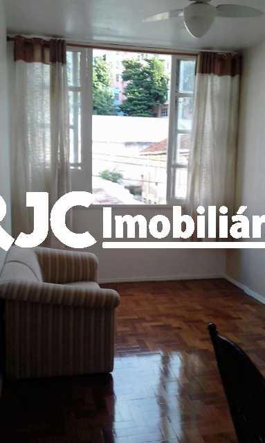 WhatsApp Image 2021-01-11 at 1 - Apartamento 1 quarto à venda Rio Comprido, Rio de Janeiro - R$ 298.000 - MBAP10945 - 1