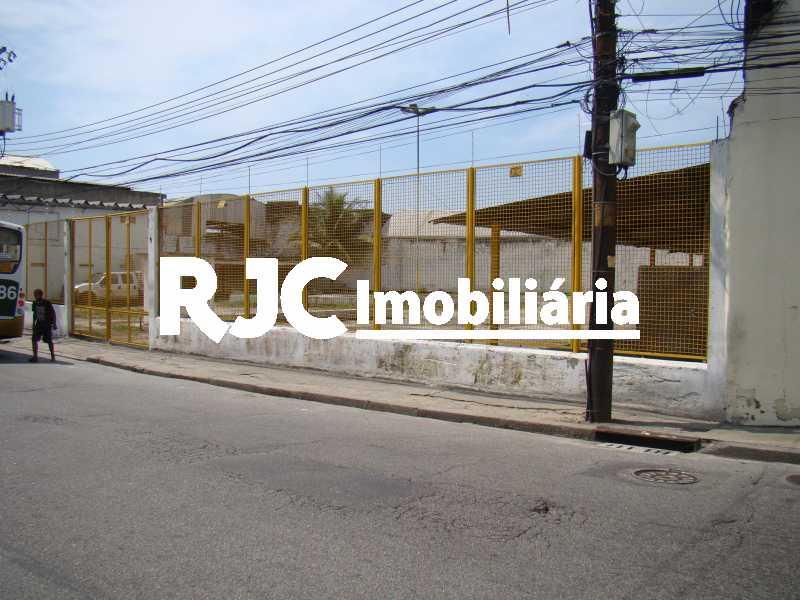DSC03396 - Terreno Unifamiliar à venda São Cristóvão, Rio de Janeiro - R$ 3.500.000 - MBUF00025 - 5