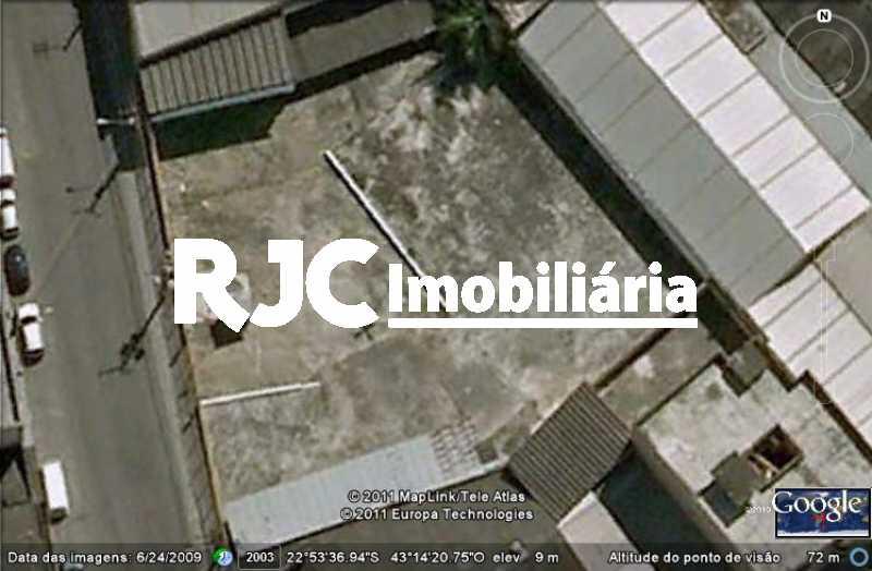 foto google benfica - Terreno Unifamiliar à venda São Cristóvão, Rio de Janeiro - R$ 3.500.000 - MBUF00025 - 8