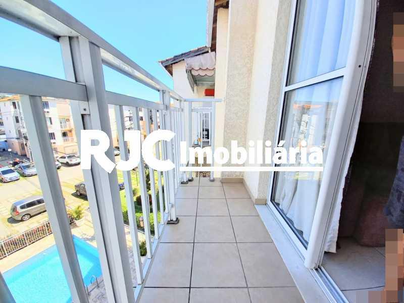 4 - Apartamento à venda Rua Prefeito Olímpio de Melo,Benfica, Rio de Janeiro - R$ 200.000 - MBAP25245 - 5