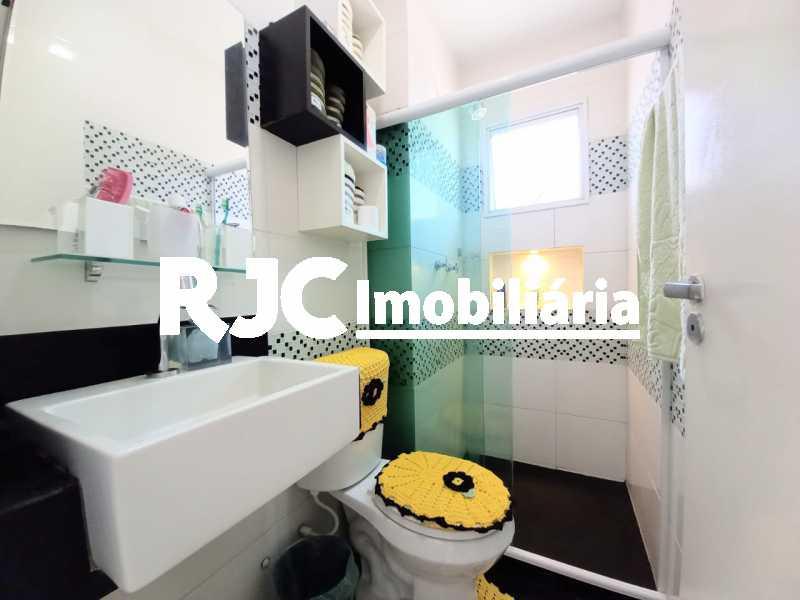 10 - Apartamento à venda Rua Prefeito Olímpio de Melo,Benfica, Rio de Janeiro - R$ 200.000 - MBAP25245 - 11