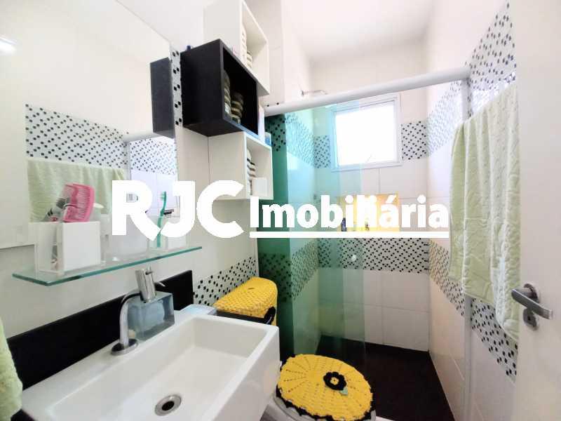 11 - Apartamento à venda Rua Prefeito Olímpio de Melo,Benfica, Rio de Janeiro - R$ 200.000 - MBAP25245 - 12