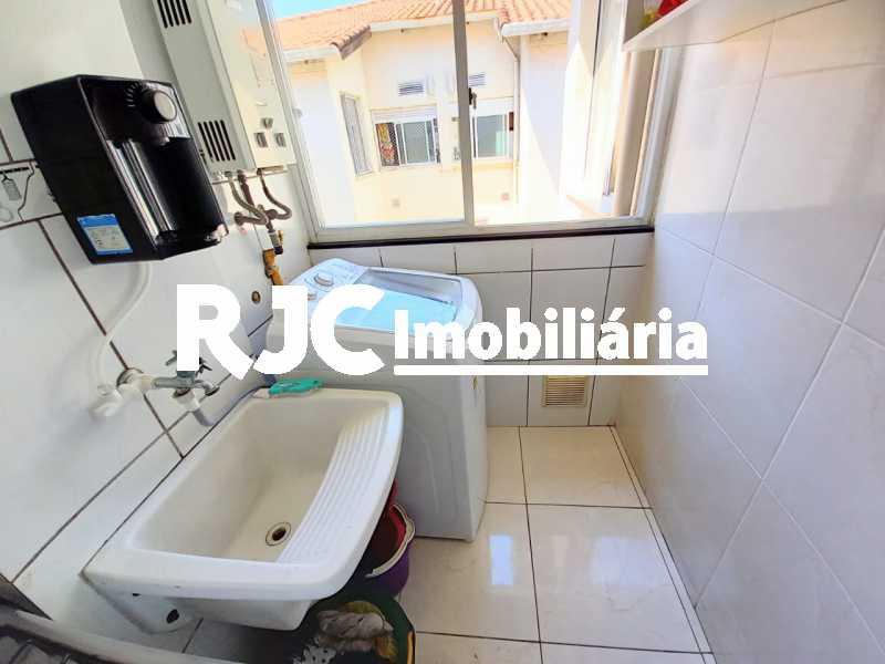 13 - Apartamento à venda Rua Prefeito Olímpio de Melo,Benfica, Rio de Janeiro - R$ 200.000 - MBAP25245 - 14