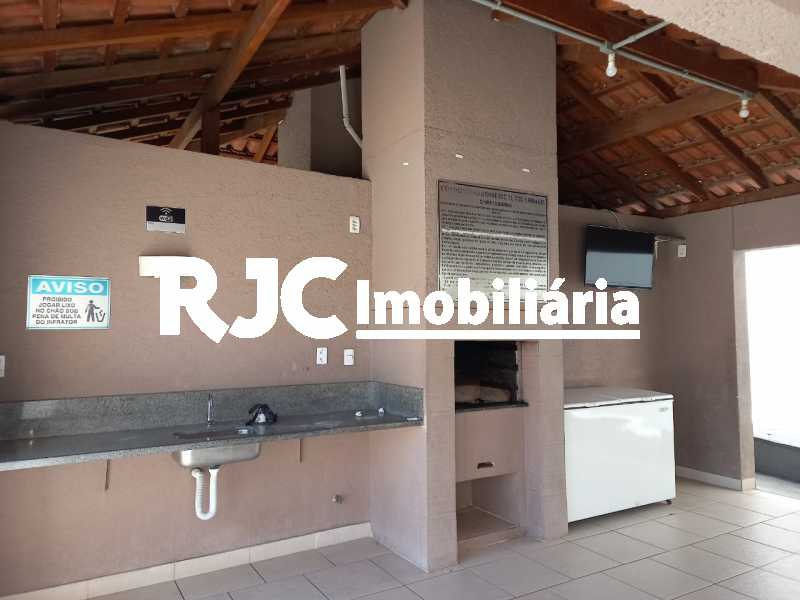 16 - Apartamento à venda Rua Prefeito Olímpio de Melo,Benfica, Rio de Janeiro - R$ 200.000 - MBAP25245 - 17