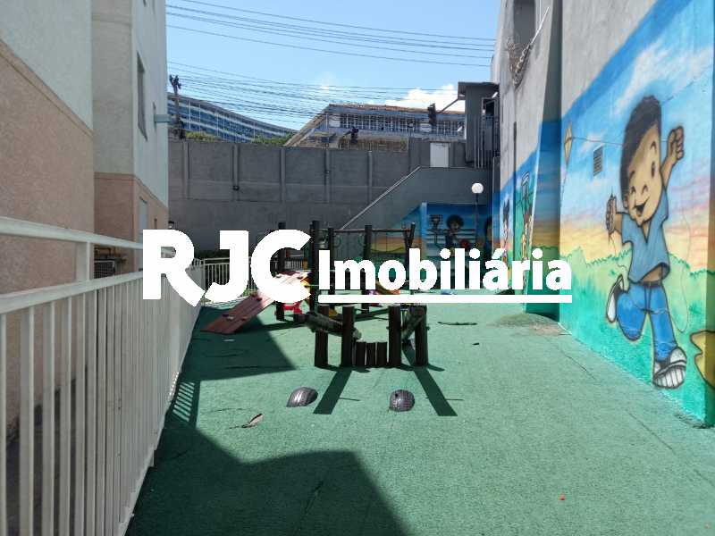 020 - Apartamento à venda Rua Prefeito Olímpio de Melo,Benfica, Rio de Janeiro - R$ 200.000 - MBAP25245 - 21