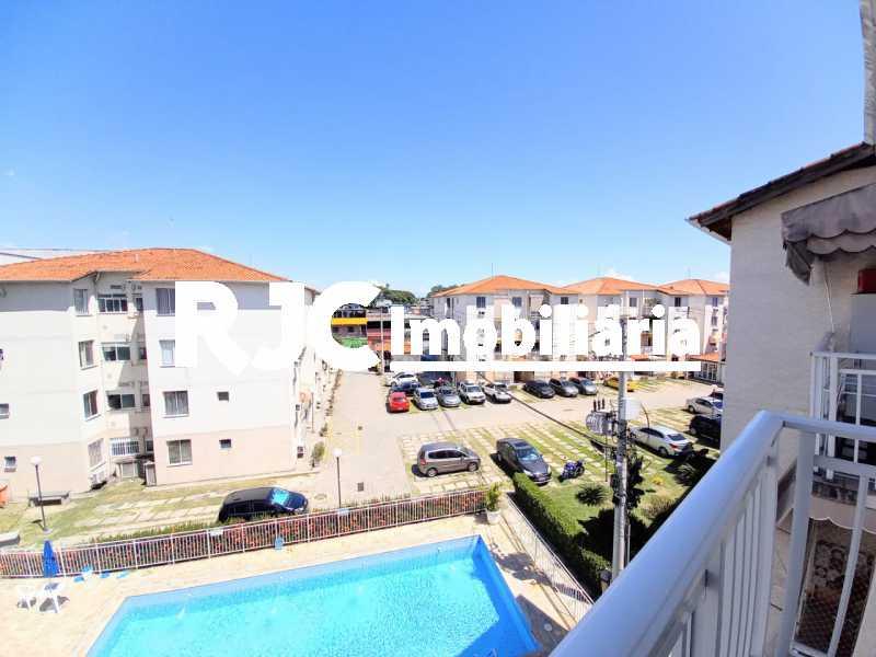 20 - Apartamento à venda Rua Prefeito Olímpio de Melo,Benfica, Rio de Janeiro - R$ 200.000 - MBAP25245 - 22