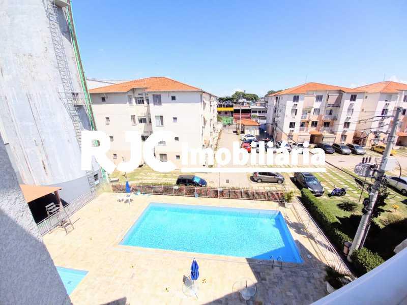 21 - Apartamento à venda Rua Prefeito Olímpio de Melo,Benfica, Rio de Janeiro - R$ 200.000 - MBAP25245 - 23